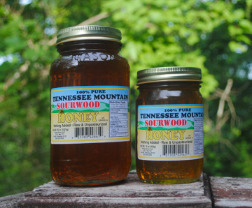 Tennessee Artisan Honey - Raw Honey & Pollen