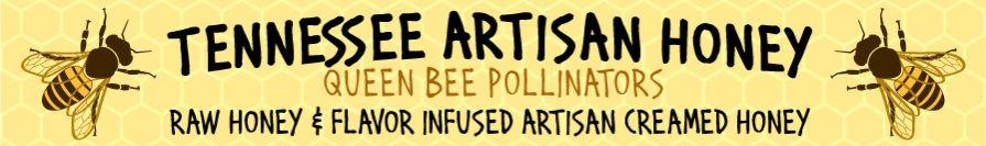 Tennessee Artisan Honey - Raw Honey & Pollen